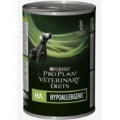 Консервы для собак Диета при аллергических реакциях, Veterinary Diets HA