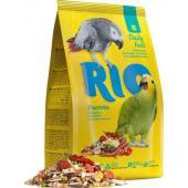 Для крупных попугаев