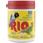 Витаминно-минеральные гранулы для волнистых и средних попугаев