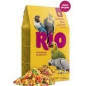 Гурмэ корм для средних и крупных попугаев