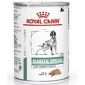 Консервы для собак при сахарном диабете, Diabetic Special