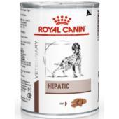 Консервы для собак при заболевании печени, Hepatic