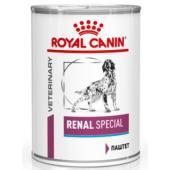 Консервы для привередливых собак при хронической почечной недостаточности, Renal Special