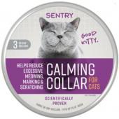 SENTRY Calming Collar Ошейник для кошек успокаивающий с феромонами, 3 шт.