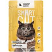 Паучи для взрослых кошек и котят кусочки курочки в нежном соусе