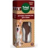 Игрушка-лакомство TASTY TOY для собак «Вкусная косточка» M, 13 см