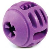 """Игрушка AROMA для собак из термопластичной резины """"Мяч с ручкой"""", d8см"""