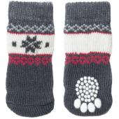 """Носки для собак """"Снежинка"""", размер M, 3*7,5см"""