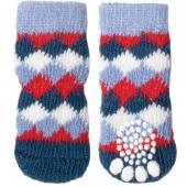 """Носки для собак """"Ромбы"""", размер XL, 5*14см"""