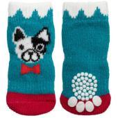 "Носки для собак ""Собачка"", размер S, 2,5*6см"