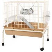 Клетка SY2013 для мелких животных, эмаль, 70*45*76см