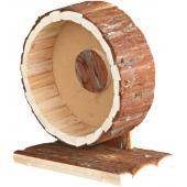 Колесо для грызунов Natura, дерево, ø20 см (61035)