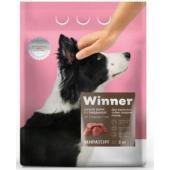 Сухой корм для взрослых собак средних пород с говядиной