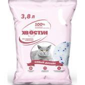Силикагелевый наполнитель для кошачьего туалета, 3,8л