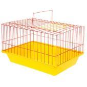 Клетка для морской свинки (210) 41х30х27 см.