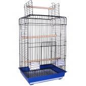 Клетка для птиц 830A эмаль 52*41*78 см