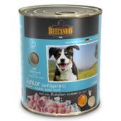 Консервы Belcando Super Premium с птицей и яйцом для щенков