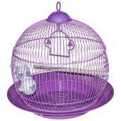 Клетка для мелких птиц Kredo 318 44,5*44,5 см