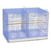Клетка для мелких птиц Kredo 603 двойная 60*42*41см
