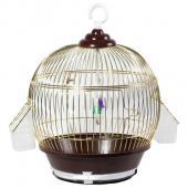 Клетка для мелких птиц Kredo 308G 33*33*45 см