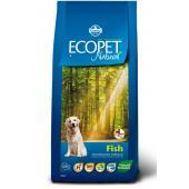 Farmina ECOPET NATURAL Fish Maxi для собак крупных пород с рыбой