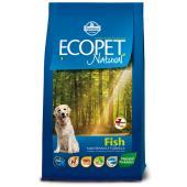 Farmina ECOPET NATURAL Fish Mini для собак малых пород с рыбой