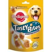 Лакомство для собак ароматные кусочки с курицей, Tasty Bites