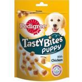 Лакомство для щенков ароматные кусочки с курицей, Tasty Bites Puppy