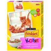 Сухой корм для котят с курицей, -  (Kitten Chicken)