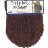 Полотенце для собаки SHAMMY, 33*79 см, коричневое