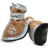 Ботинки для собак 4 шт. размер 6 (085 YXS)