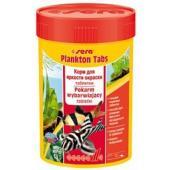 Корм в таблетках для пресноводных и морских рыб на основе планктона PLANKTON TABS
