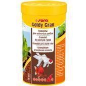 Корм для золотых рыбок (гранулы) GOLDY GRAN