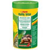 Корм для сухопутных черепах и  растительноядных рептилий Raffy vital, 47г