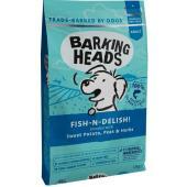 """Беззерновой корм для собак с лососем, форелью и бататом """"Рыбка-вкусняшка"""" FISH N DELISH"""