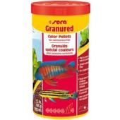 Корм для плотоядных цихлид (гранулы) GRANURED