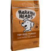 """Беззерновой корм для собак с индейкой и бататом """"Бесподобная индейка"""", TOP DOG TURKEY"""