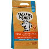 """Для собак малых пород с чувствительным пищеварением, с курицей и рисом """"До последнего кусочка"""", BOWL LICKIN' CHICKEN"""