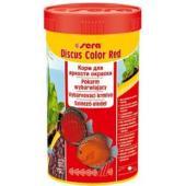 Корм для красных и оранжевых дискусов Discus Color Red
