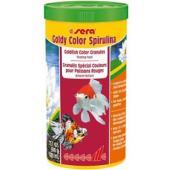 Корм для золотых рыбок Goldy Color Spirulina