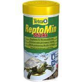 Корм для водных черепах в виде палочек ReptoMin Sticks