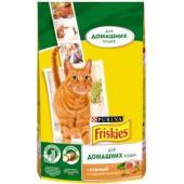Для домашних кошек с курицей и садовой зеленью (INDOOR Cat Chicken&GardenGreens)