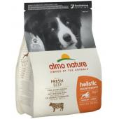 Для взрослых собак средних пород с говядиной (Medium&Beef and Rice Holistic)