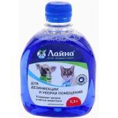 Лайна Дезинфицирующее средство с моющим и дезодорирующим эффектом