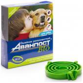 Аванпост Bio ошейник репеллентный для собак 65см