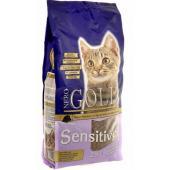 Для кошек с чувствительным пищеварением на ягненке, Cat Adult Sensitive