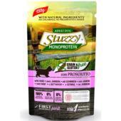 Stuzzy Monoprotein консервы для собак с ветчиной