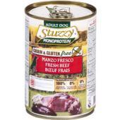 Stuzzy Monoprotein консервы для собак, свежая говядина