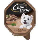 Консервы для собак паштет говядина и индейка
