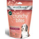Лакомство для собак с лососем (Crunchy Bites rich in fresh salmon)